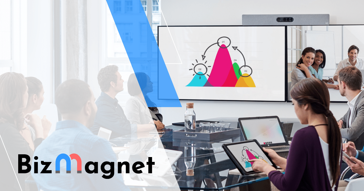BizMagnet – Meeting Banner