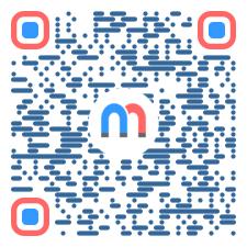 BizMagnet LinkedIn QR